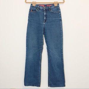 NYDJ Barbara Bootcut Tummy Tuck Jeans size 6